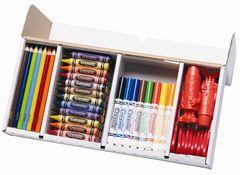 My First Crayola Essentials Classpack 0071662155261