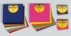 Paper Squares Fluro 127Mm Pk 100 - Ec 9314289004422