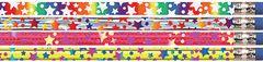 Pencils - Cosmic Colours - Pk 12  PCLD1626P12
