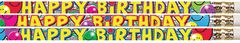 Pencils - Birthday Bash - Pk 12  PCLD2214P12