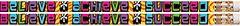 Pencils - Believe Achieve Succeed - Pk 12  PCLD2279P12
