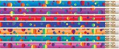 Pencils - Colour Confetti - Pk 12  PCLD2315P12