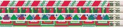 Pencils - Christmas Creations - Pk 12  PCLD2451P12