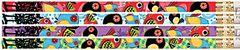 Pencils - Boho Tweeters - Pk 12  PCLD2536P12