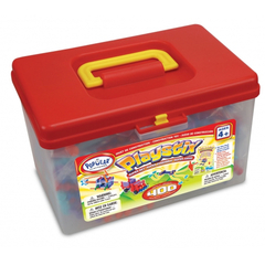 Playstix Bucket 400 Pieces LL7221