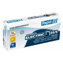 Staples Rapid 66/7mm Box 5000 7313468679002