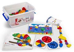 Rainbow Pebbles Classroom Set 4713057204203