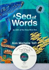 Childrens Talking Books: A Sea of Words -An ABC of the Deep Blue Sea Book and CD Pack 2770000043939