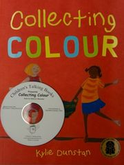 Childrens Talking Books: Collecting Colour Listening Post Set (4 Books and 1 CD) 2770000044103
