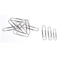 Paper Clips Esselte 33Mm Large Round Pk100 9310924300133