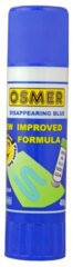 Glue Stick 40g Blue Osmer  9313023010200