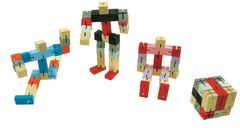 Twist And Lock Robot Blocks 6943738930574