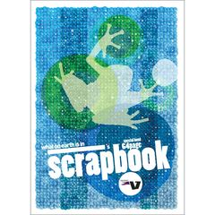 "Scrap Book 64 Page Victory ""Frog"" 109532 100gsm Bond White Pages Stapled 335mmx240mm [SWB040] 9311181121219"
