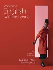 Macmillan English QCE Units 1 & 2 Student Book + Digital  9781420239690