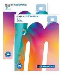 Pearson Mathematics 8 Teacher Companions 2nd Edition