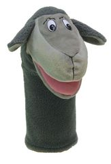 Wings Hand Puppet - Max the Sheep  9781740496421