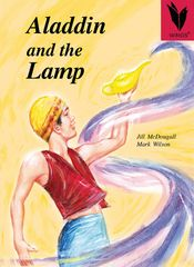 Wings Big Book - Traditional Tales ‐ Level 26 - Aladdin and the Lamp 9781741204629
