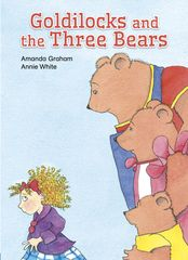 Wings Lap Book - Traditional Tales ‐ Level 17 - Goldilocks and the Three Bears 9781741443707