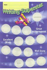 Achievement Awards - Card - Writing Superstar