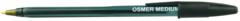 Pen Ballpoint Black Medium *Each* 9313023131509