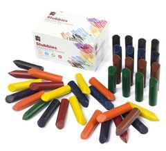 Crayons Stubbies 40pcs 9314289011956