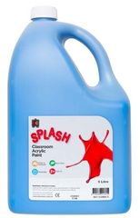 Splash Paint 5L Sky Cobalt  9314289013615