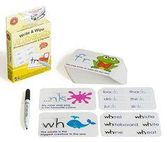 Write & Wipe - Blending Consonants & Digraphs 9314289033873