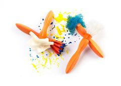 Texture Wands Easi-Grip A Set of 4 9314289028244