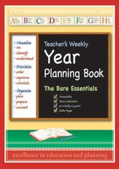 Teacher'S Weekly Year Planning Book ER9000Y