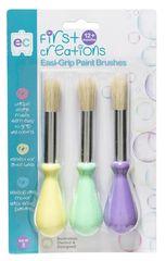 Brushes set of 3 Easi-Grip 9314289030322