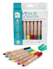 Colour Pencils Wooden Pk 12 Easi-Grip  9314289030438