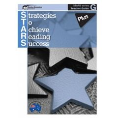 STARS PLUS Series G Teacher Guide 9781743305843