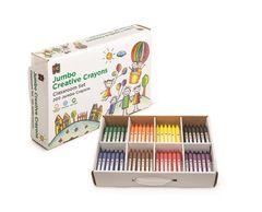 Crayons Jumbo Box 200 9314289006853