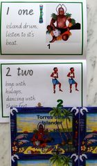 Torres Strait Islander 1-10 Counting and Rhyming Book 210 x 295mm 2770000043670