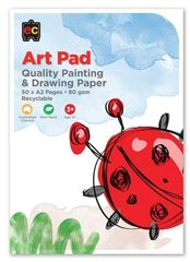 Drawing and Painting Pad Large 9314289112004