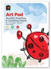 Drawing and Painting Pad Small 9314289111007