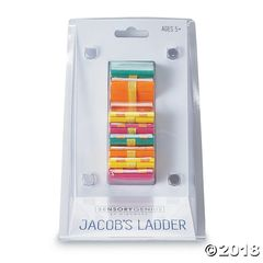 Jacob's Ladder Fiddle Toy Mindware 2770000051149