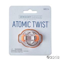 Atomic Twist Brainteaser Mindware 2770000051194