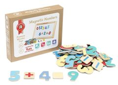 Magnetic Numbers Set of 60 pieces 9314289030131