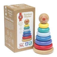Rainbow Stacker 9314289030032