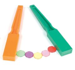 Magnetic Wands Coloured Packet of 6 9314289026752