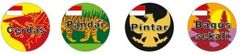 Stickers Language - Indonesian - Pk 96 ML003