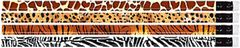 Pencils - Jungle Safari  - Pk 100 MP023A