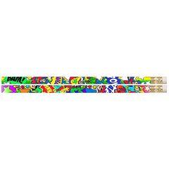 Pencils - Super Heros  - Pk 10 MP328