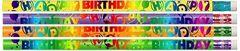 Pencils - Birthday Celebration  - Pk 100 MP354A
