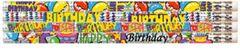 Pencils - Birthday Glitz  - Pk 100 MP361A