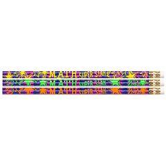 Pencils - Maths Mega Star  - Pk 10 MP842