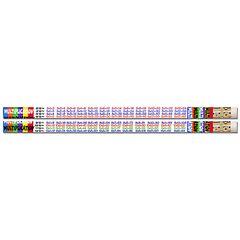 Pencils - Multiplication  - Pk 10 MP843