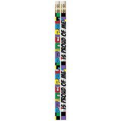 Pencils - My Principal Is Proud Of Me  - Pk 100 MP850A