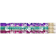 Pencils Jumbo - Sparkling Hands - Pk 8 MPJ977